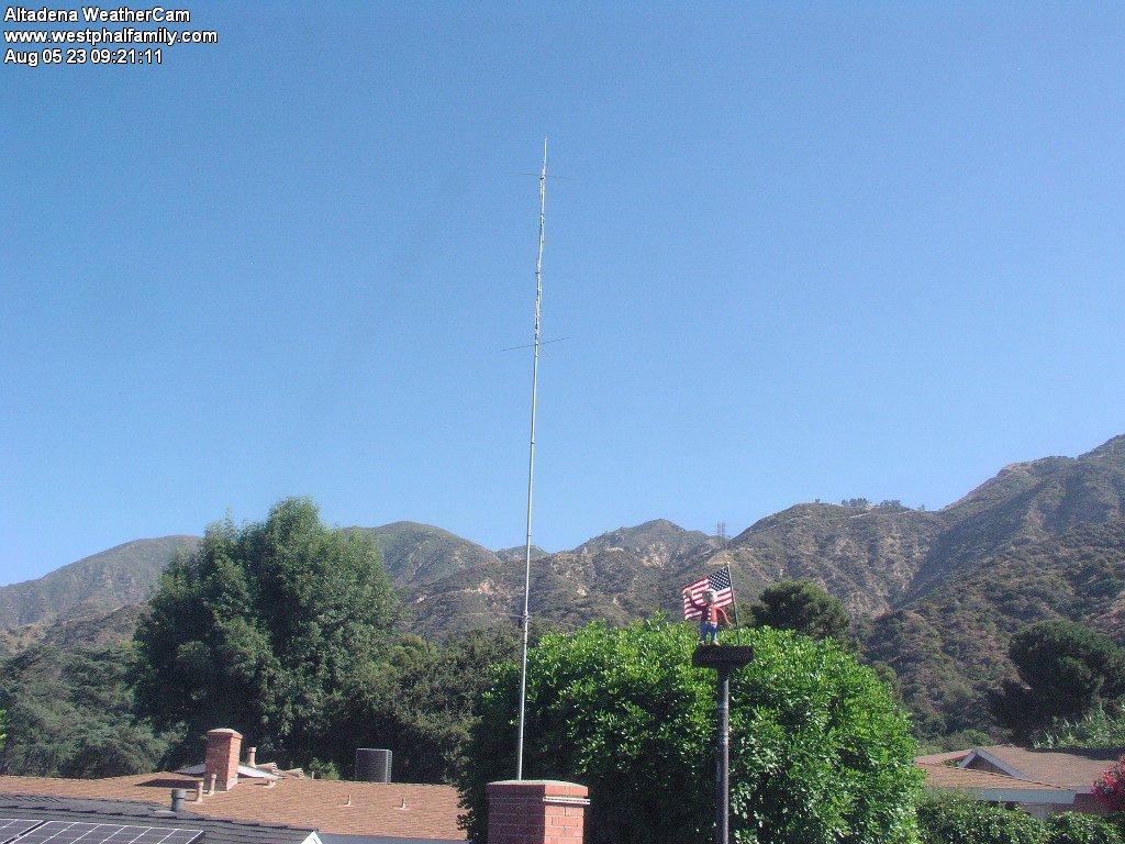 Altadena webcam